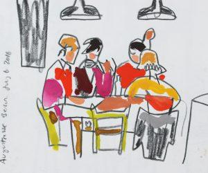 Student meal, Berlin